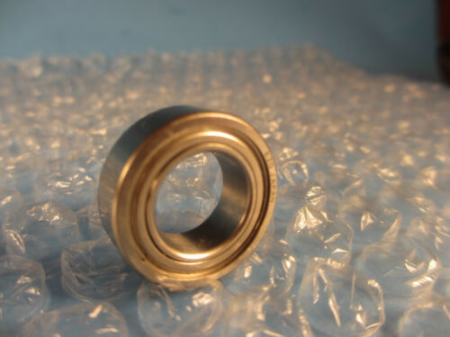 EZO Japanese bearing SR6-5ZZ Radial Bearing 0.5000 x 0.8750 x 0.2812 Inches