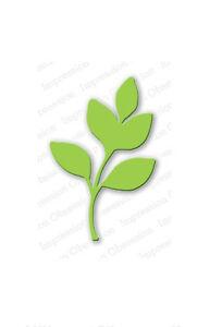 BRANCH DIE-Impression Obsession Stamps (DIE007-L)-Spr<wbr/>ing Garden-Leave