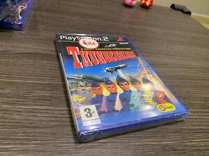 Thunderbirds-PS2-Pal-Versiegelt-Neu-IN-Spanisch-Verschlossen