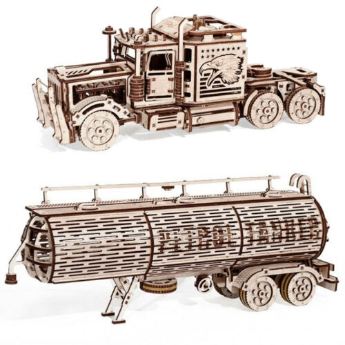 Wood Trick Sparpaket: Big Rig + Tank Trailer
