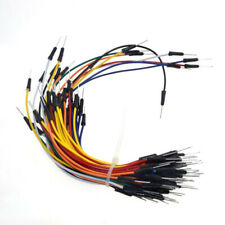 New Listing65pcslot New Solderless Flexible Breadboard Jumper Wires Cables Bread Platec Sh