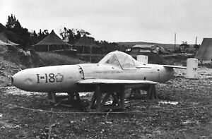 WWII-photo-Japanese-MXY7-034-Oka-034-missile-captured-by-the-Allies-Okinawa-war-27o