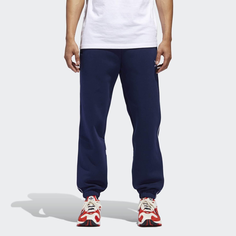 Adidas Original Authentics Track Jogginghose Neu Collegiate Marineblau DH3858