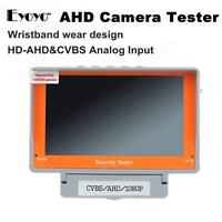 Eyoyo Wrist 5 Lcd Screen 1080p Ahd Cctv Camera Test Display Monitor Tester 12v