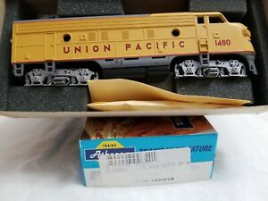 ATHEARN BLUE BOX #3013 HO UNION PACIFIC F-7A #1480 - DUMMY - NEW in the BOX