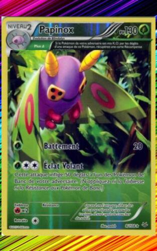 Papinox Reverse 8//108 Carte Pokemon Neuve Française XY6:Ciel Rugissant