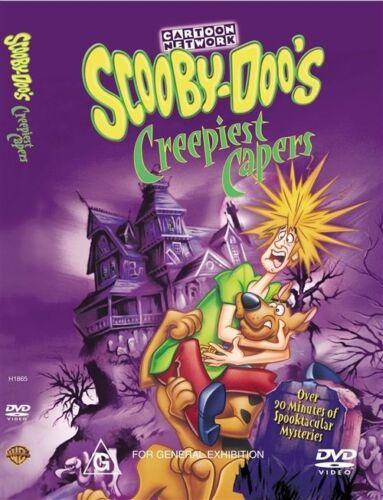 1 of 1 - Scooby Doo's Creepiest Capers (DVD, 2002)