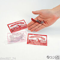 144 Kids Birthday Everyday Party Favors Prizes Magic Fortune Teller Telling Fish
