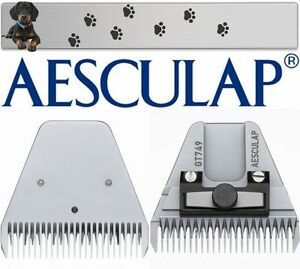 Tête de rasoir Aesculap Favorita Ii Cl largeur 3 mm   Aesculap Favorita Ii Cl Scherkopf 3 Mm Breite Ausführung