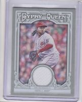 Johnny Cueto 2013 Topps Gypsy Queen Game Used Relic Jersey Reds