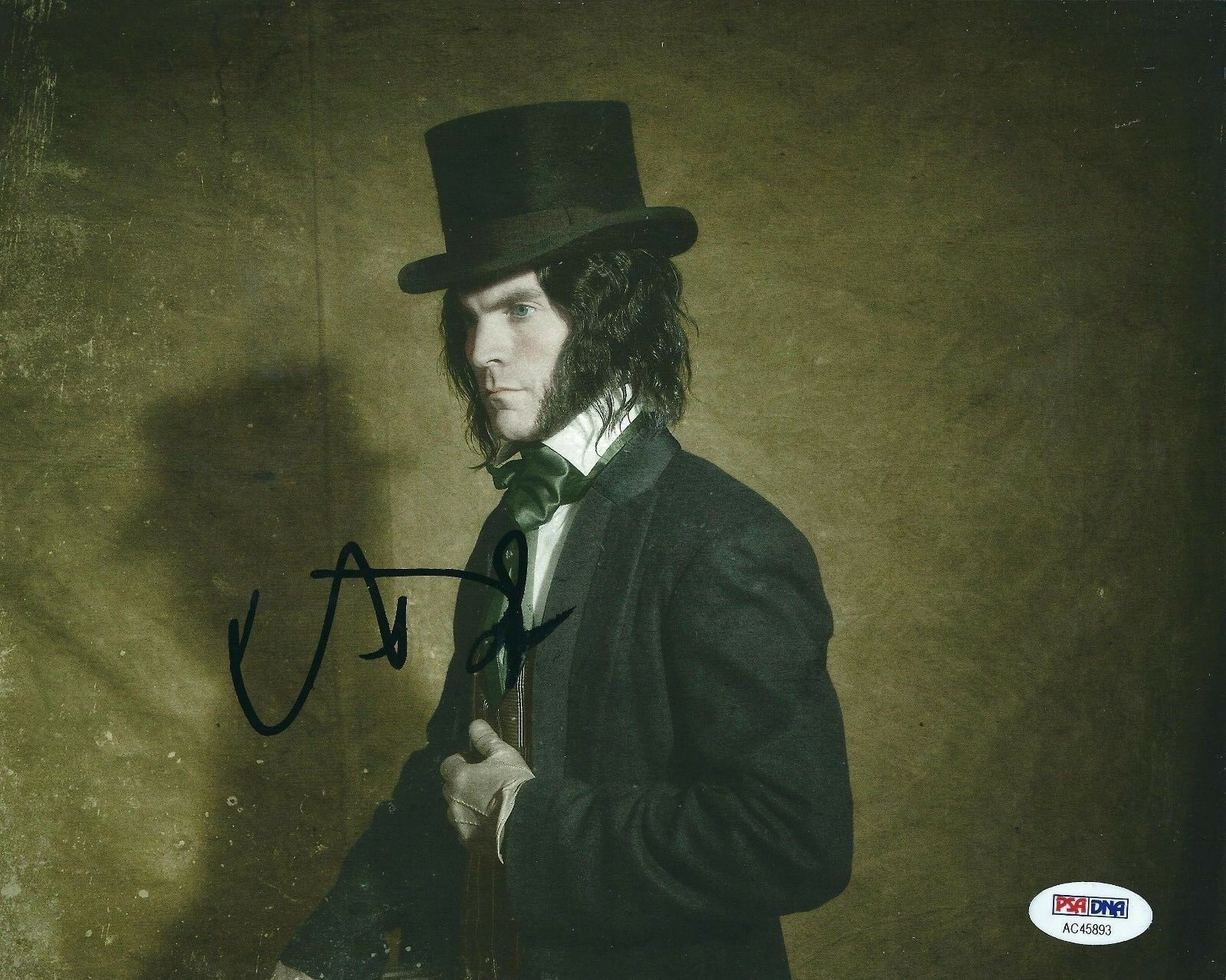 Wes Bentley Signed 'American Horror Story' 8x10 Photo PSA AC45893