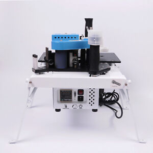 Details about MT88 New 240V T90 Portable Edgebanding Machine Manual Edge  Bander Woodworking
