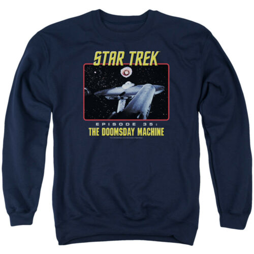 35 The Doomsday Machine Sous Licence Adulte Sweatshirt S-3XL Star Trek TOS EP
