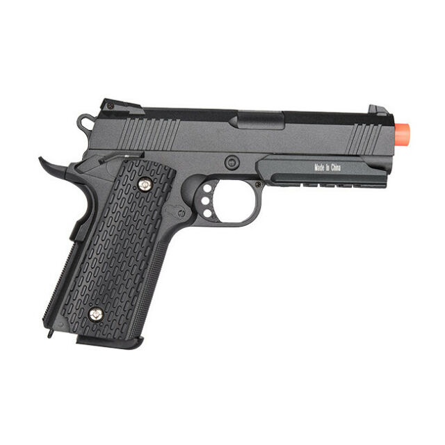 Spring Uk Arms M777b Knight Pistol Fps 190 Airsoft Gun For Sale Online Ebay