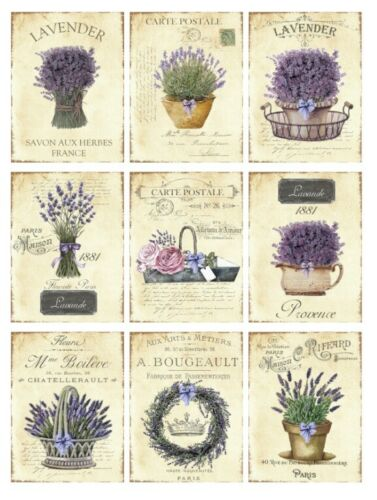 Aufkleber-Möbeltattoo-transparent-Shabby-Vintage-Lavendel-Lavender-1194