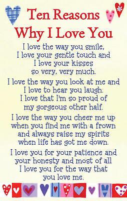 I reasons love you why 100 Reasons