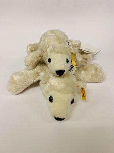 Steiff ~ Floppy ARCO Polar Bear 16cm or 24cm ~ Very Soft ~ EAN 281389 /& 281037