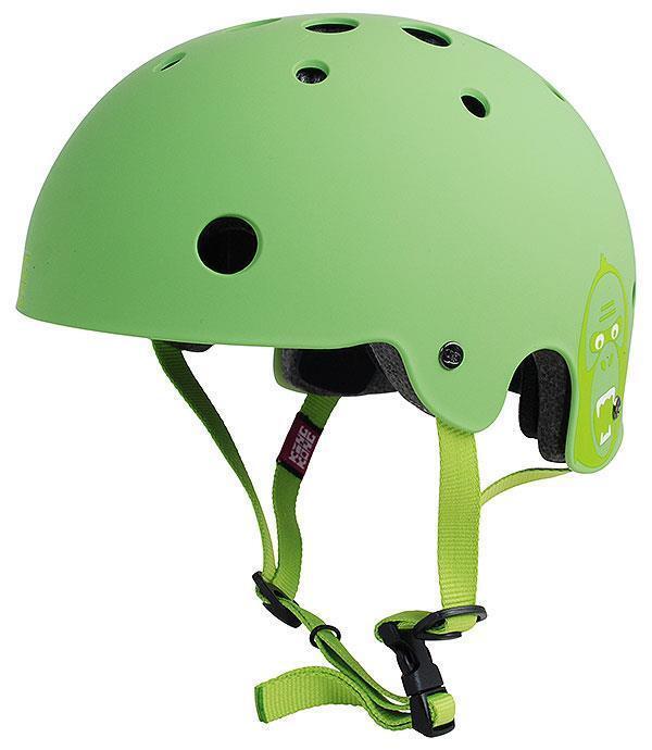 King Kong BMX V4 Helmet Lime Green