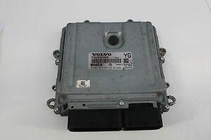 Motorsteuergerät ECU VOLVO 0281015286 31303388YG EDC17CP22 im ...