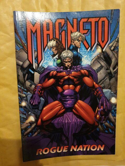 MARVEL Magneto TPB by Pruett, Joe Paperback Book BRAND NEW