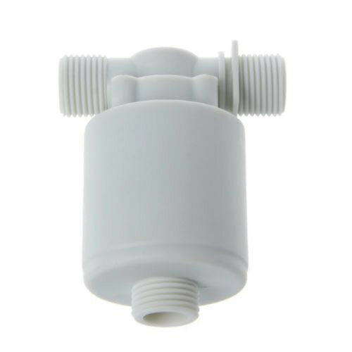 Water Level Control White Valve Tower Tank Floating Ball Valve Automatic NP2X