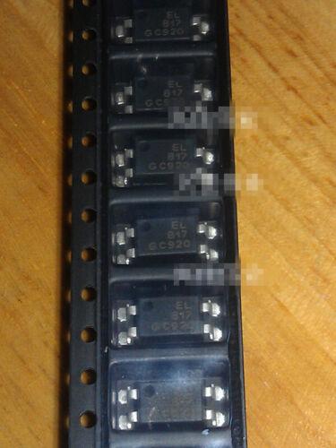 C EL817B 817C Patch SOP-4 Compatible PC817C 50PCS EL817C EL817S-
