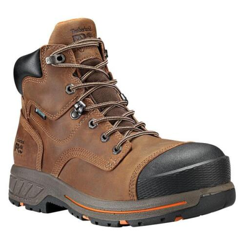 "Men/'s Timberland PRO 6/"" Helix CT WP Work Boots TB0A1HQL214"