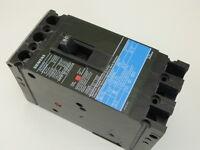 Siemens Ed43b080l 3p 80a 480v Circuit Breaker 1-year Warranty