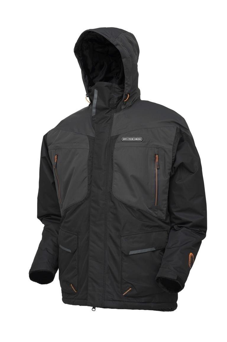 Savage Gear heatlite Thermo Jacket talla M invierno  chaqueta thermojacke angel chaqueta  almacén al por mayor