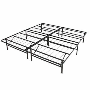 image is loading bcp metal bed frame foldable no box spring - No Box Spring Bed Frame
