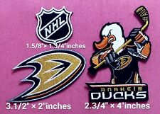 NHL The Mighty Ducks Of Aneheim 1993-2006 Logo Professional Hockey Sewing Patch