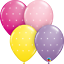 6-x-11-034-Printed-Qualatex-Latex-Balloons-Assorted-Colours-Children-Birthday-Party thumbnail 95