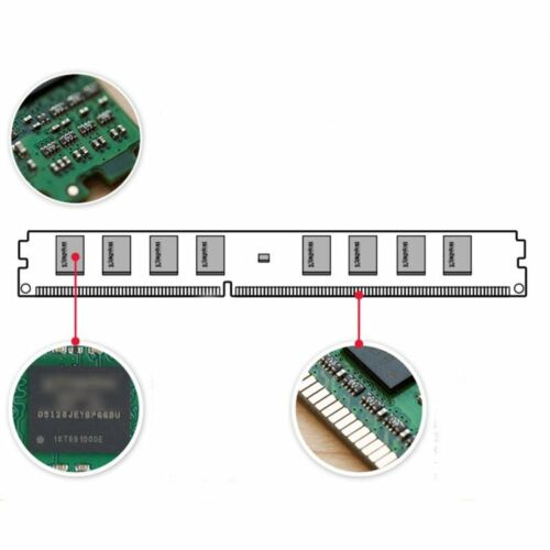 4GB DDR3L 1600 MHz PC3-12800 UDIMM 240-Pin for AMD Motherboard Desktop Memory