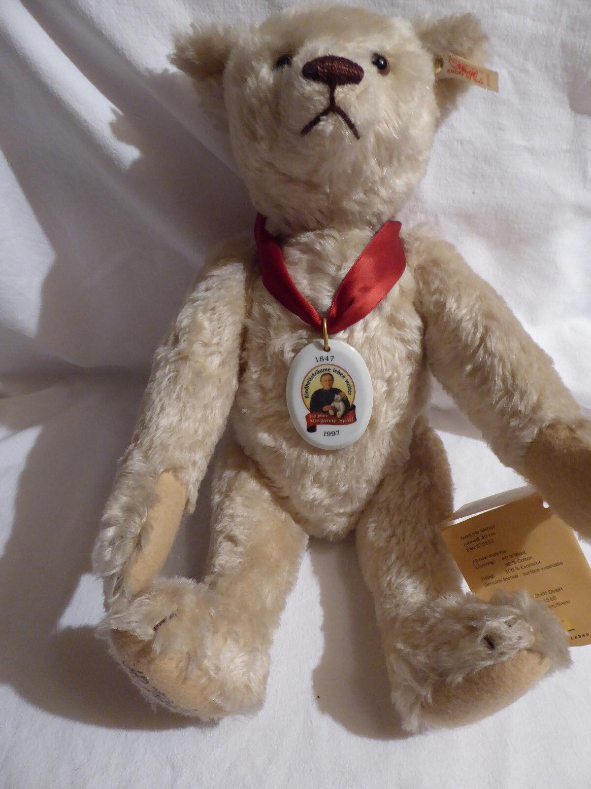 Steiff Teddy Bär 150 Jahre Magarete Magarete Magarete Steiff 663f91