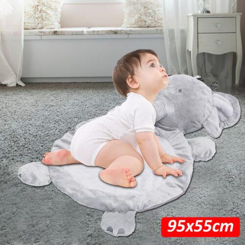 95cmx55cm Baby Kinder Ultra weiche Decke Schlaf Crawling Matte Warm Play Spiel T