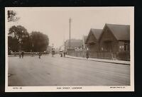 London LEWISHAM High St c1910/20s RP PPC by Rotary & W Carter Catford