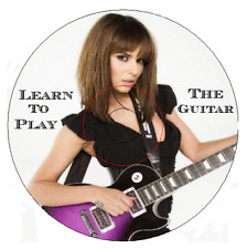 Learn How to Play Guitar 5 Books on CD Chords Acoustic Electric Lessons DVD