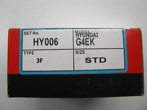 10-G4EK-000  Kolbenringesatz - Piston Ring Set HYUNDAI