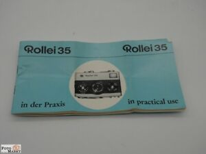Rollei-35-IN-Practice-Guide-D-E-Instuction-Book-Instructions-Manual