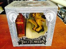 Two Towers Collectors DVD Gift Set Lord Of The Rings Sideshow Gollum