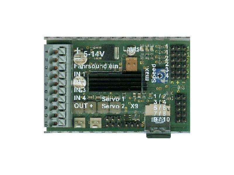Beier-Electronic Sound módulo usm-rc-2 - usm-rc-2