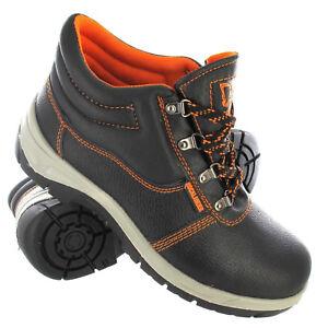 Rocklander Men Steel Toe Cap Ankle