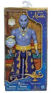 New-Disney-Princess-Aladdin-Singing-Genie-Doll-Figure-Brand-New