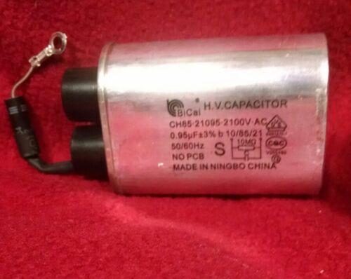 Bicai H.V Condensateur et DIODE MICRO-ONDES CH85-21095-2100V-AC