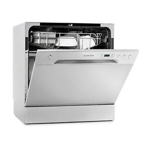 Mini Geschirrspuler Spulmaschine Tischgeschirrspuler 60cm Kompakt