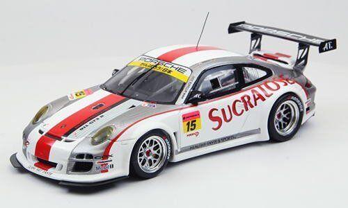 Ebbro 44676 Kunst Taste Porsche Super GT300 2011   15 (Resin Modelll) 1 43 Skala