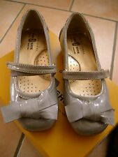 (Z89) Süße Car Shoe Girls Schuhe Ballerinas mit Schleife und Noppensohle gr.28