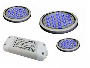 LED-Leuchte-Kleben-Glasboeden-Vitrinen-Beleuchtung-Lichtleiste-Unterbauleuchte