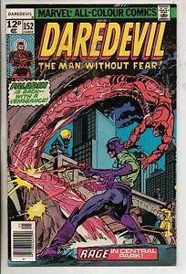 #153 1978 FN Stock Image 1st Series Daredevil