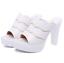 Summer-Women-Platform-Slingback-Wedge-Sandals-High-Heel-Party-Prom-Slippers-New thumbnail 15